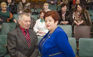Л. Козлова провела в Смоленске очередное заседание «Школы педиатра»