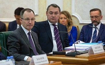«Открытый диалог» сенаторов сМинистром транспорта РФ