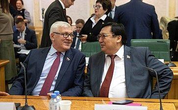 Сергей Брилка иАлександр Акимов