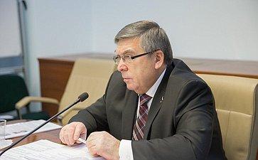 Расширенное заседание Комитета посоцполитике сучастием представителей органов государственной власти Тверской области