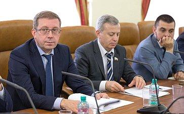 Ю. Воробьев провел заседание Комиссии СФ поконтролю задостоверностью сведений одоходах, представляемых членами Совета Федерации
