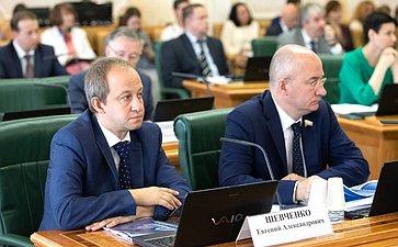 Евгений Шевченко Олег Цепкин