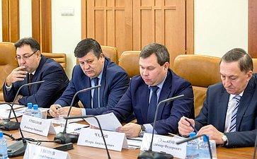 Расширенное заседание Комитета СФ пообороне ибезопасности врамках Дней Республики Мордовия