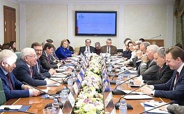 ВСФ прошел «круглый стол» натему «Российско-американские отношения при новой администрации США»