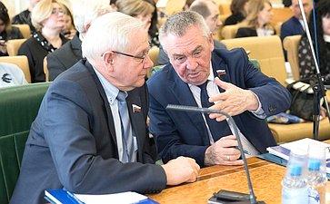 В. Марков иВ. Бекетов