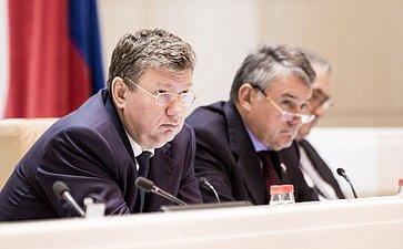 Заместители Председателя СФ на 358 заседании Совета Федерации