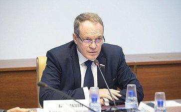 А. Башкин провел рабочую встречу сгубернатором Астраханской области А.Жилкиным