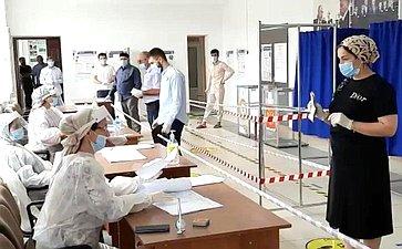 Натерритории Чеченской Республики работают 505 участковых избирательных комиссий