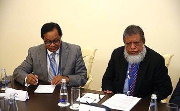 Делегация Бангладеш