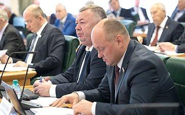ВСФ прошло заседание Совета повопросам агропромышленного комплекса иприродопользования
