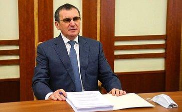 Н.Федоров принял участие вцеремонии инаугурации Главы Чувашской Республики О.Николаева