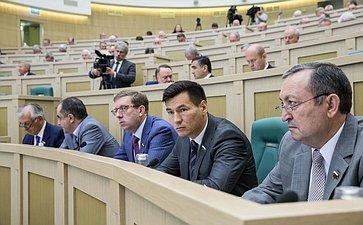 357-е заседание Совета Федерации