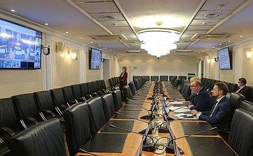 Расширенное совещание Комитета Совета Федерации поэкономической политике