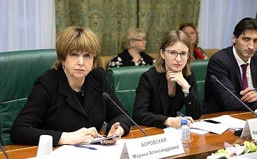 Совещание рабочей группы посовершенствованию законодательства вобласти развития потребительской кооперации