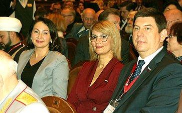 Наталия Косихина приняла участие вработе XIII Ассамблеи Фонда «Русский мир»