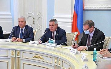 Выездное заседание Комитета Совета Федерации пообороне ибезопасности