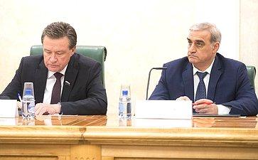 С. Рябухин иА. Перчян