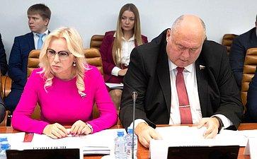 Ольга Ковитиди иСергей Аренин