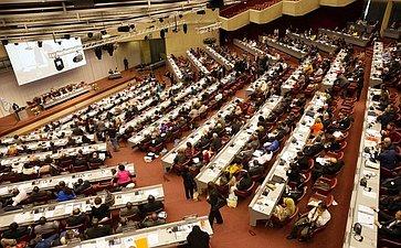 133-я Ассамблея Межпарламентского союза (МПС) вЖеневе