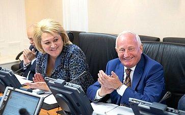 Заседание Комитета СФ понауке иобразованию
