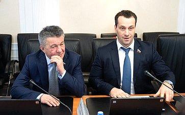 Виктор Озеров иЭдуард Исаков