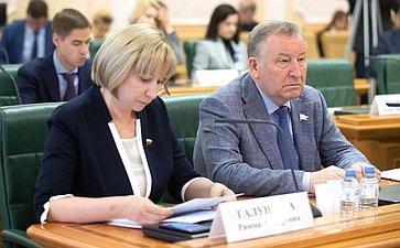 Римма Галушина иАлександр Карлин