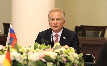 Совместное заседание групп дружбы Совета Федерации иБундесрата ФРГ