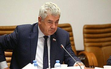 Совещание Комитета СФ пообороне ибезопасности
