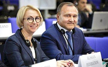 Сессия Парламентской Ассамблеи ОБСЕ