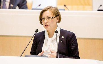 374-е заседание Совета Федерации Бокова