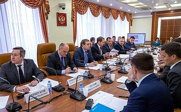 Совещание Комитета СФ поэкономической политике повопросам обращения ствердыми коммунальными отходами