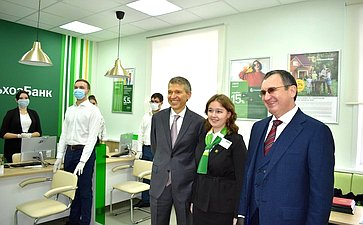 Николай Федоров посетил Чувашский государственный аграрный университет