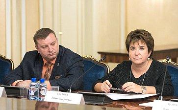 А. Климов иЛ. Глебова