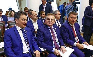 Ирек Ялалов, Муса Чилиев иИван Абрамов