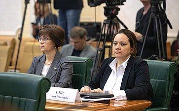 Елена Попова иАнна Отке