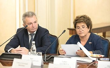 И. Каграманян иЛ. Глебова