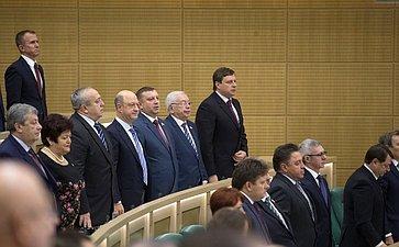 399-е заседание Совета Федерации