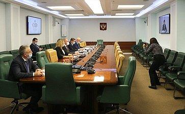 Заседание Совета поместному самоуправлению натему «Межмуниципальное сотрудничество: эффективные практики, проблемы иперспективы развития»