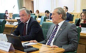 Юрий Бирюков иАлексей Александров