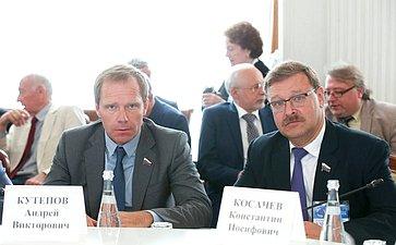 А. Кутепов иК. Косачев