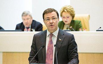 362-е заседание СФ Азаров