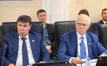 Сергей Цеков иФарит Мухаметшин
