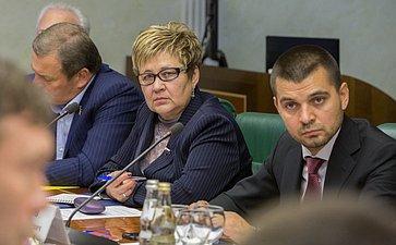 Г. Николаева С. Мамедов Заседание Комитета общественной поддержки жителей Юго-Востока Украины