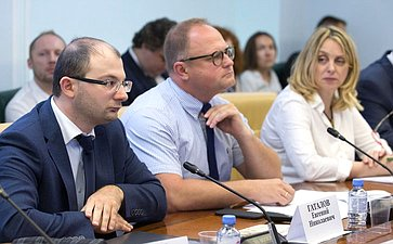 Совещание натему «Озаконодательном регулировании инициативного бюджетирования»