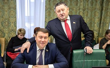Иван Абрамов иМихаил Пономарев