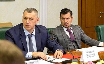 В. Чернов иС. Смирнов