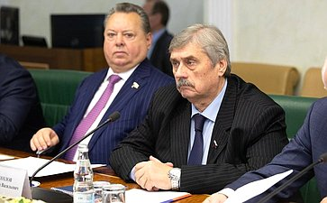 Борис Невзоров иМихаил Козлов