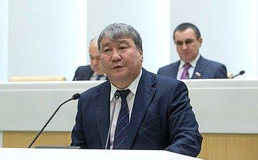 Глава парламента Якутии А. Жирков