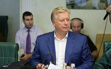 Заседание Комитета общественной поддержки Юго-Востока Украины-2 Тягачев