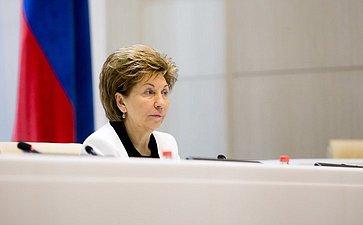 376-е заседание Совета Федерации Карелова